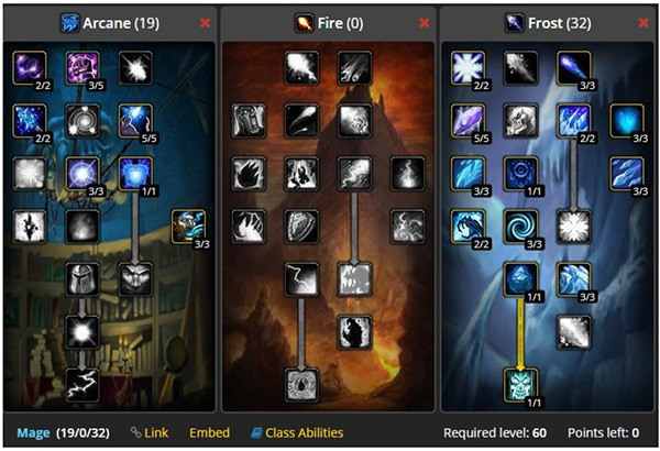 WoW Classic Mage Leveling Guide