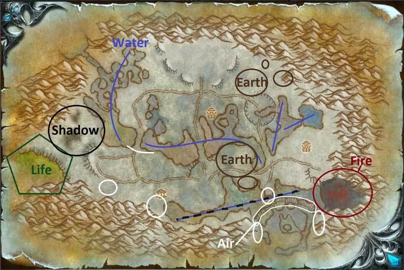 Best WotLK gold farming spots